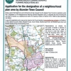 Alcester Neighbourhood Plan Area Application