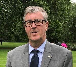 Councillor Vaughan Blake